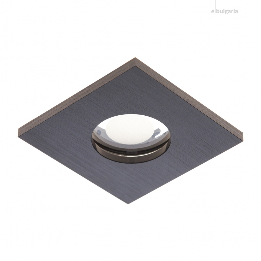 алуминиева  луна, черен, elbulgaria, 1x40w, 303 bk