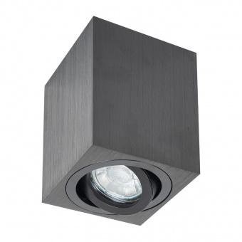 алуминиева луна, черна, elbulgaria, 1x40w, 302 bk