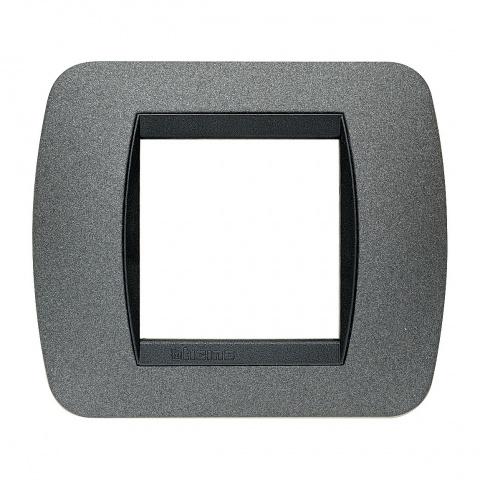 рамка, graphite, bticino, livinglight, l4802gf