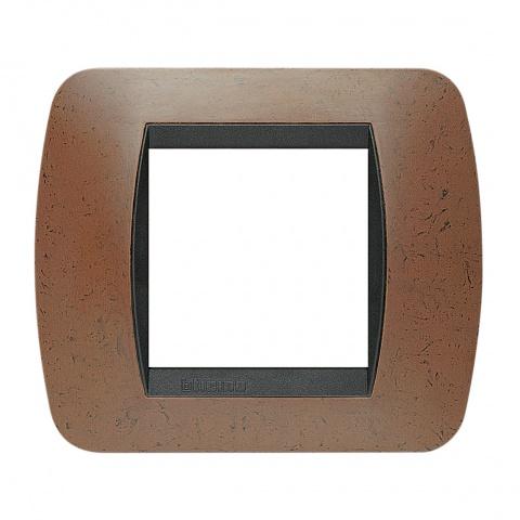 рамка, bakelite, bticino, livinglight, l4802bk