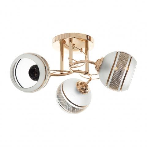 метален полилей, злато, elbulgaria, 3x40w, 911/3 gd