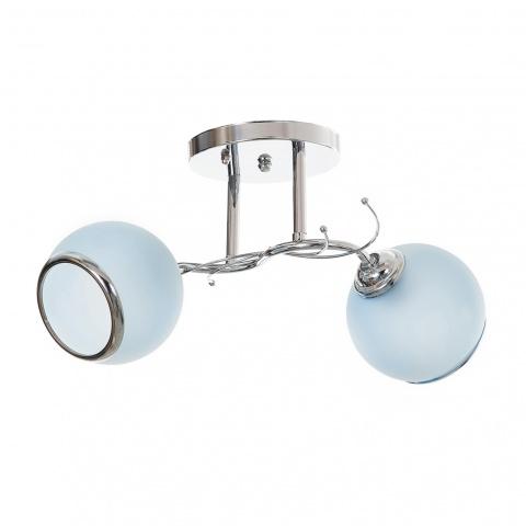 метален полилей, син, elbulgaria, 2x40w, 798/2ch bl