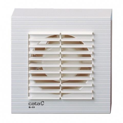 вентилатор за баня , бял, cata, b, ф100, 98 m3/h, 15w, b10