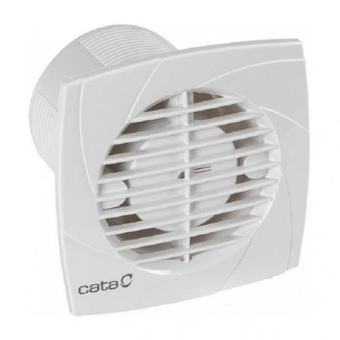 вентилатор за баня, бял, cata, b plus, ф100, 98 m3/h, 15w, b10 plus