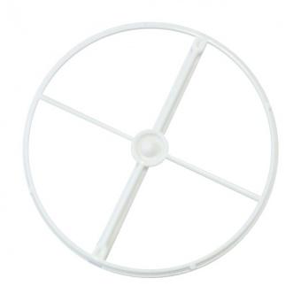 клапа за вентилатор, бял, cata, blind, ф100, b10 plus , e100, blind100