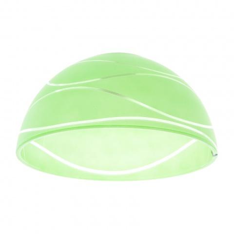 пенделно стъкло, зелен, elbulgaria, 1x40w, за фасунга е27, 106-a-5 su yolu wh-green