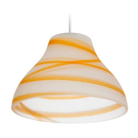 пенделно стъкло, оранжев, elbulgaria, 1x40w, за фасунга е27, 1039-a-5-41 оr-orange