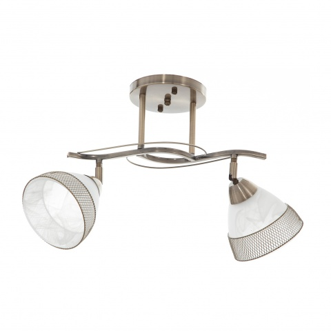 метален полилей, бронз, elbulgaria, 2x40w, 1272/2 ab