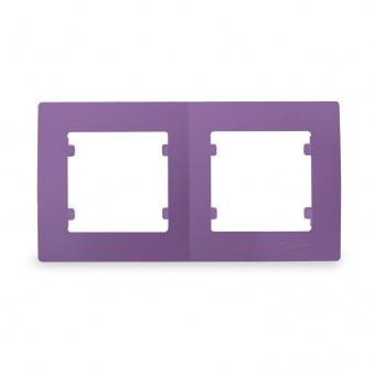 рамка двойна, лилава, makel,  lillium natural kare, 32078702