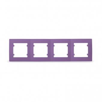 четворна рамка, лилава, makel, lillium natural kare, 32078704