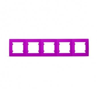 петорна рамка, цикламено розова, makel, lillium natural kare, 32085705