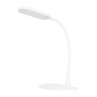 метална работна лампа, бял, elbulgaria, led 1x6w, 6200k, 945 wh