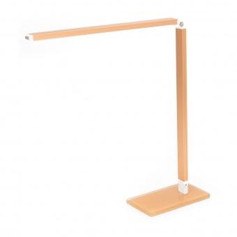 метална работна лампа, оранжев, elbulgaria, led 1x4w, 5000k, 944 gd