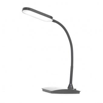 метална работна лампа, черен, elbulgaria, led 1x6w, 6200k, 945 bk