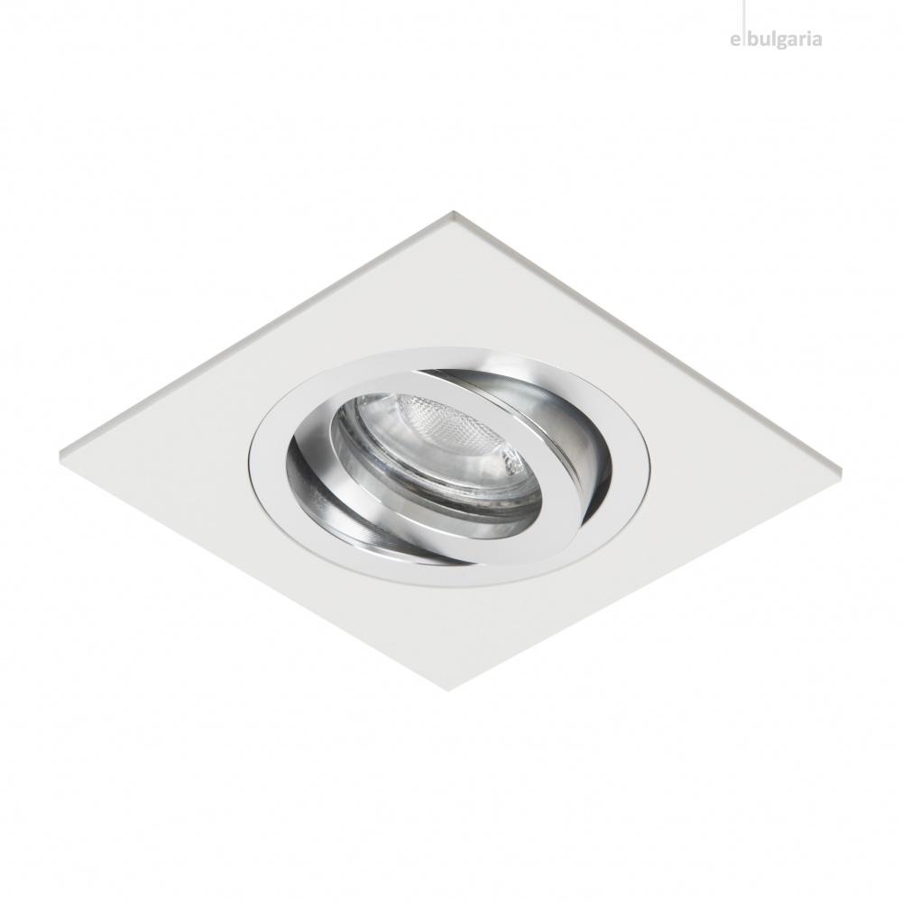 алуминиева  луна, бял, elbulgaria, 1x40w, 1200 wh