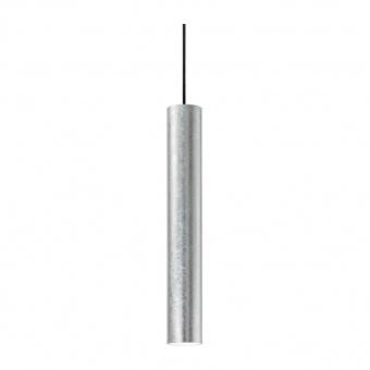 метален пендел, argento, ideal lux, look sp1 small , 1x28w, 2700k, 141800