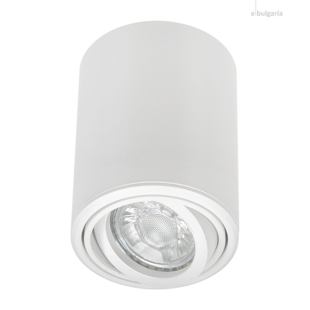 алуминиева луна, бял, elbulgaria, 1x40w, 1407 wh