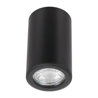алуминиева луна, черен, elbulgaria, 1x40w, 1406 bk