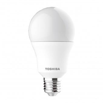 led лампа 15w, e27, топла светлина, toshiba, 2700k, 1521lm, 00101315131a