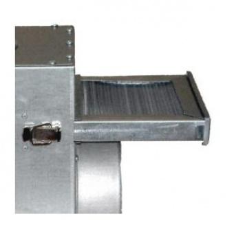 филтър за вентилатор за камина, темо клапа, vents, kfk, ф160