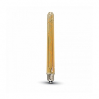 led лампа, 7w, е27, топла светлина, led vintage, 2200k, 700lm, 7144