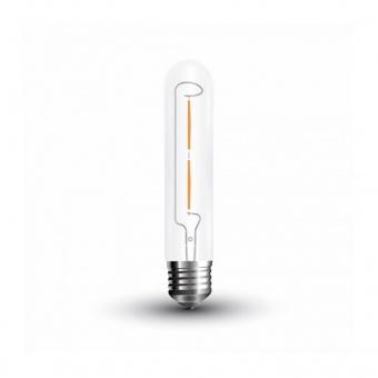 led лампа, 2w, e27, топла светлина, led vintage, 2200k, 200lm, 7251