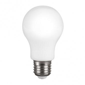 led лампа 9w, e27, бяла светлина, ultralux, 4200k, 860lm, lb92742