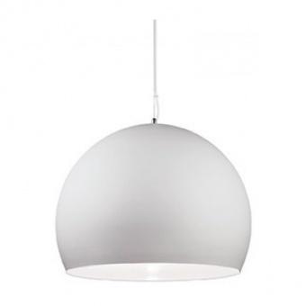 метален пендел, bianco, ideal lux, pandora sp1 d25, 1x60w, 005218
