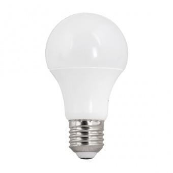 led лампа 8w, e27, бяла светлина, ultralux, 4200k, 640lm, lbg82742lv