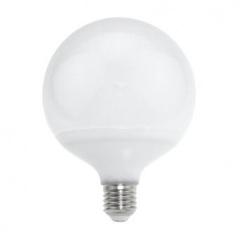 led лампа 15w, e27, топла светлина, ultralux, 2700k, 1300lm, lt152727