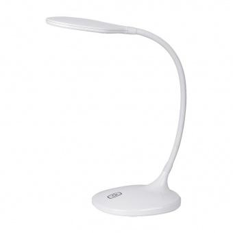 pvc работна лампа, white, rabalux, aiden, led 9w, 3000k, 534lm, 4318