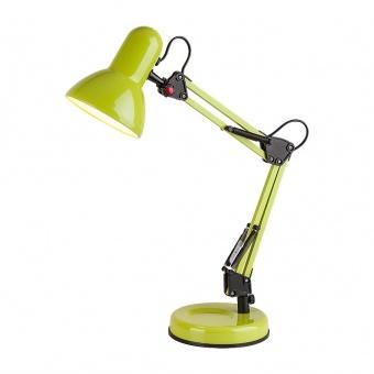 метална работна лампа, green, rabalux, samson, 1x60w, 4178