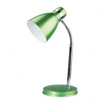 метална работна лампа, green/chrome, rabalux, patric, 1x40w, 4208
