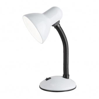 метална работна лампа, white, rabalux, dylan, 1x40w, 4168