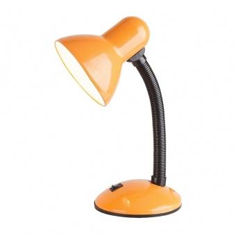 метална работна лампа, orange, rabalux, dylan, 1x40w, 4171