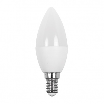 led лампа 5w, e14, бяла светлина, ultralux, 4200k, 480lm, lc51442