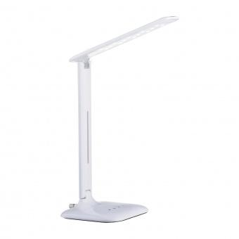 pvc работна лампа, white, eglo, caupo, led 2.9w, 3000k, 280lm, 93965