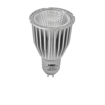 led лампа 7w, mr16, бяла светлина, 4500k, 540lm, 38°, led lamp cap mr16, 13674