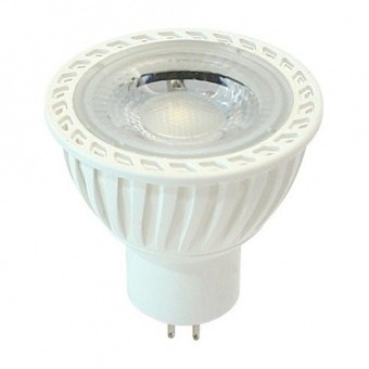 led лампа 7w, mr16, топла светлина, 2700k, 560lm, 60°, led lamp cap mr16, 82960