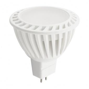 димираща led лампа, 4w, mr16, топла светлина, ultralux, 2700k, 320lm, l2s1216427