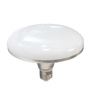 led лампа 24w, e27, бяла светлина, 4000k, 2160lm, satellite