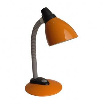 метална работна лампа, orange, prezent, joker, 1x40w, 26006