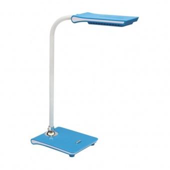 pvc работна лампа, blue, prezent, jonas, led 5w, 6500k, 300lm, 26026