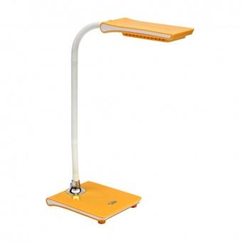 pvc работна лампа, yellow, prezent, jonas, led 5w, 6500k, 300lm, 26028