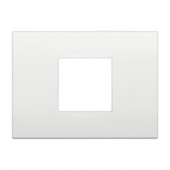 pvc двумодулна рамка, white, vimar, arke, 19652.74