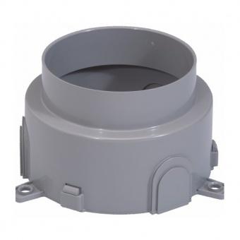 конзола за мазилка 3 модула за подова кутия кръгла, legrand, 89649