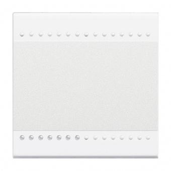 ключ девиаторен сх.6, 16a, white, bticino, livinglight, n4003m2n