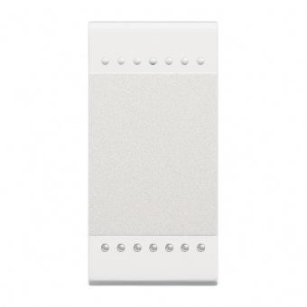 ключ кръстат сх.7, 16a, white, bticino, livinglight, n4004n