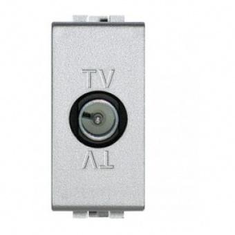 телевизионна розетка, tech, bticino, livinglight, nt4202d