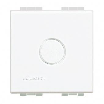 празен панел, двумодулен, white, bticino, livinglight, n4951
